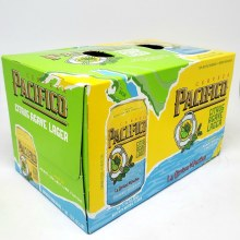 Pacifico: Citrus Agave Lager 6 Pack Cans