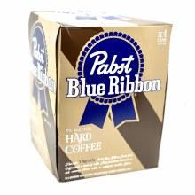 PBR: Hard Coffee 4 Pack