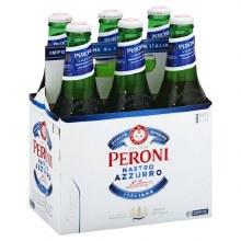 Peroni: Nastro Azzurro 6 Pack