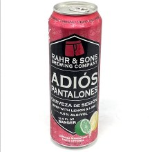 Rahr & Sons: Adios Pantalones 19.2 oz Single