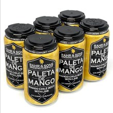 Rahr & Sons: Paleta De Mango 6 Pack