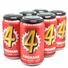 Revolver: Firemans 4 6 Pack (Cans)