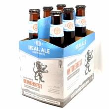 Real Ale: Oktoberfest 6 Pack