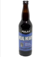 Real Ale: Real Heavy 750ml
