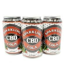 Rocky Mountain: Sparkling CBD Cola 12oz Can