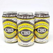 Rocky Mountain: Sparkling CBD Lemonade 12oz Can