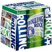 Rolling Rock 12 Pack Btls