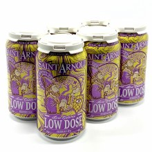 Saint Arnold: Low Dose 6 pack