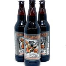 Saint Arnold: Pumpkinator 22oz Bottle (6 bottle limit)