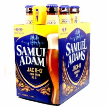 Sam Adams: Jack-O-Pumpkin 6 Pack