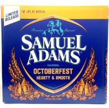 Sam Adams: Octoberfest 12 Pack Bottles