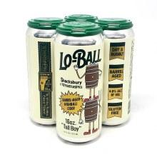 Shacksbury: Lo-Ball BA Cider 4 Pack Cans