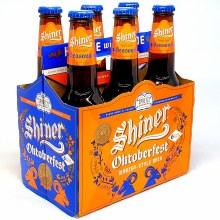 Shiner: Oktoberfest 6 Pack Bottles