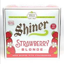 Shiner: Strawberry Blonde 12 Pack Bottles