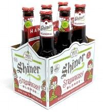 Shiner: Strawberry Blonde 6 Pack Bottles