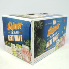 Shiner: Texas Heat Wave Variety 6 Pack Cans