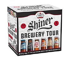 Shiner: Brewery Tour Variety 12 Pack