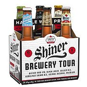 Shiner: Brewery Tour Variety 6 Pack