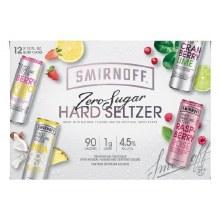 Smirnoff: Seltzer Variety 12 Pack