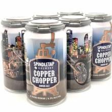 Spindletap: Copper Chopper Amber Ale 6 Pack