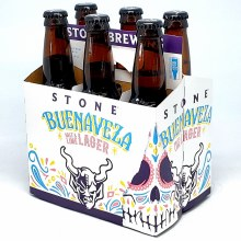 Stone: Buenaveza 6 Pack Bottles