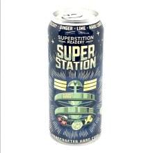Superstition: Super Station 16oz Can