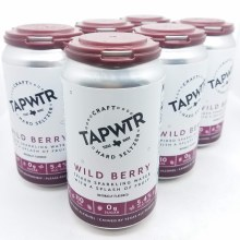 Texas Ale Project: Tap Wtr Wild Berry 6 Pack