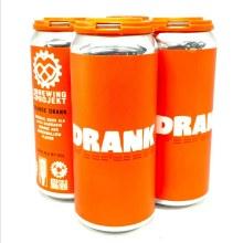 The Brewing Projekt: Orange Drank 16oz Can