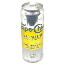Topo Chico: Hard Seltzer Lemon Lime 24oz Can