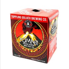 Toppling Goliath: Pompeii 4 Pack Cans