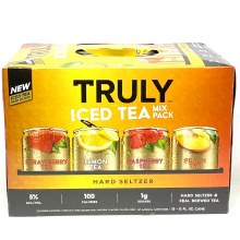 Truly: Iced Tea Mix Pack Variety 12 Pack Can