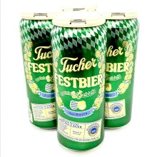 Tucher: Festbier 4 Pack Cans