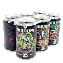 Tupps: Day of the Dead 12oz Can