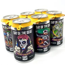 Tupps: Day of the Dead 6 Pack