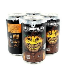 Tupps: Full Grown Jack 4 Pack Cans
