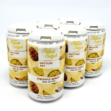 Untitled Art: Florida Seltzer Pineapple Mango 6 Pack Cans