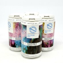 Untitled Art: Hazelnut Imperial Stout 4 Pack Cans