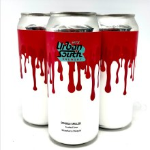 Urban South: Double Spilled Strawberry Daiquiri 16oz Can
