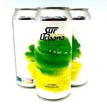 Urban South: Sur Urbano Mexican Style Lager 16oz Can