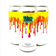 Urban South: Triple Spilled Passionfruit Strawberry Apricot Peach 16oz Can