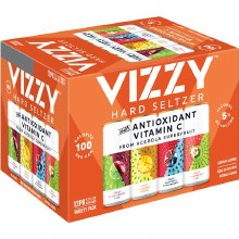 Vizzy: Seltzer Variety #1 12 Pack Cans