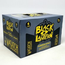 Wasatch: Black O' Lantern 6 Pack Cans