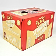 Wasatch: Strawberry Blonde Ale 6 Pack Cans