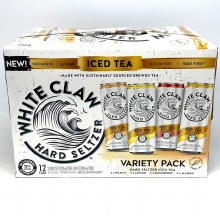 White Claw: Iced Tea Variety 12 Pack