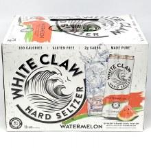 White Claw: Watermelon 12 Pack 12oz