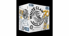 White: Claw: 70 Cal Pineapple 6 Pack