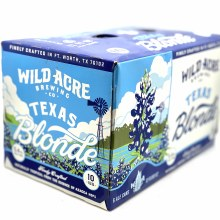 Wild Acre: Texas Blonde 6 Pack