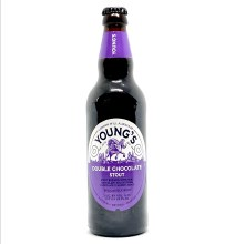 Young's: Double Chocolate Stout 1 Pint Bottle