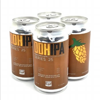Tupps: DDH IPA #25  Variant 4 Pack