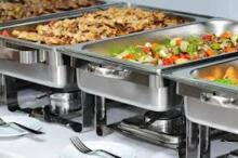 Hot and Cold Buffet Lunch or Dinner Single Choice